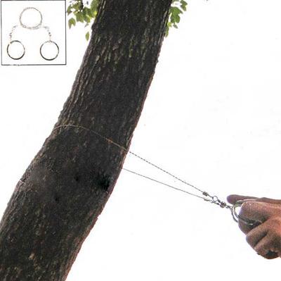 Как сделать струну на пилу